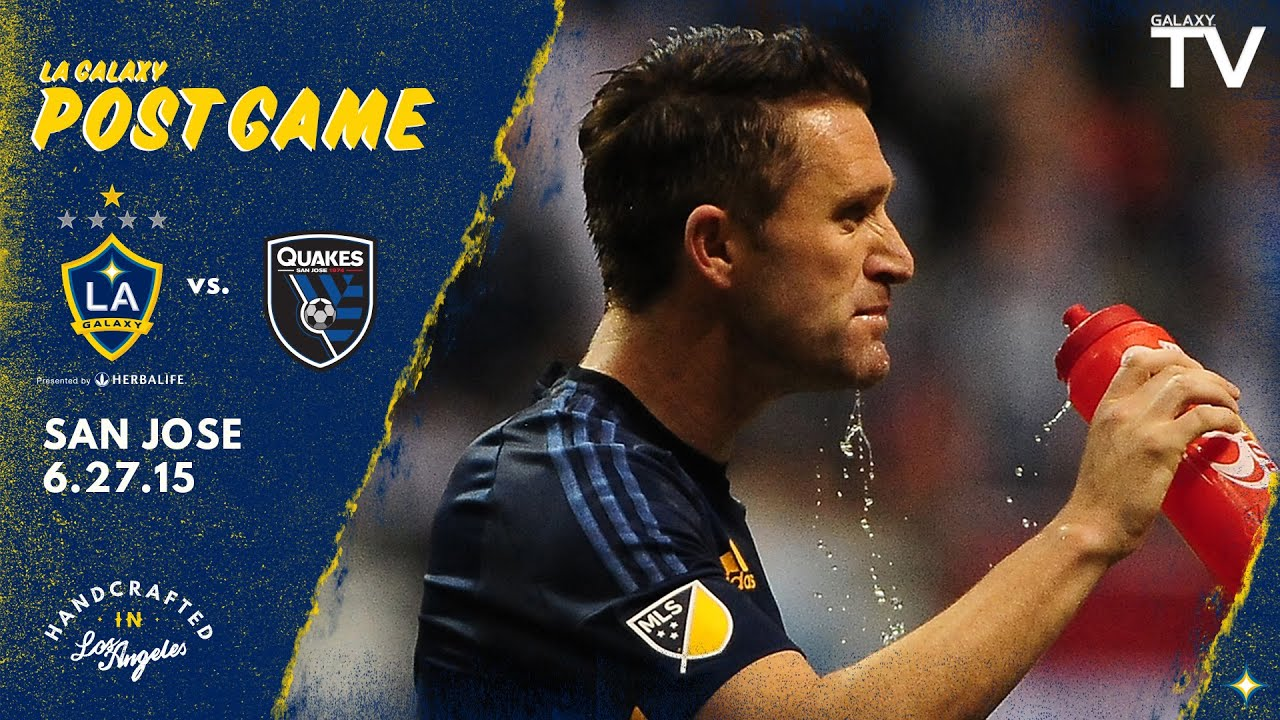 """Robbie Keane on San Jose loss: """"We've only got ourselves to blame"""" 
