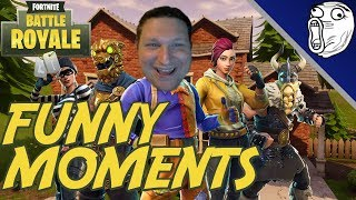 Fortnite Funny Moments #7: Bad Singing, Dutchy's Clutchy, My Eyebrows?