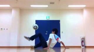 tokura style Freestyle Football