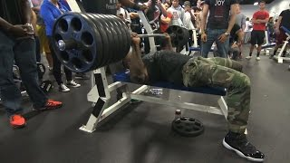 Workout Motivation: Mike Rashid, CT Fletcher, Big Rob & Bulo