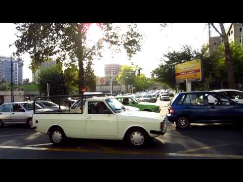 North Tehran | Street Scenes | Travel to Iran 2012 | Trip to Persia