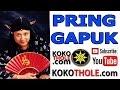 KOKO THOLE - PRING GAPUK by KOKOTHOLE com