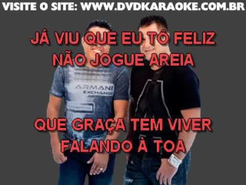 Bruno & Marrone   Abafa O Caso