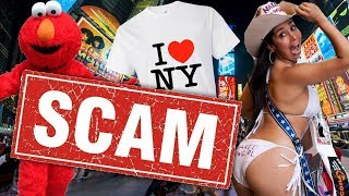 What NOT to do in New York- Worst Tourist Traps/Scams/Times Square and MORE !