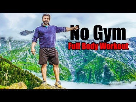 No Gym Full Body Workout | Panghal Fitness