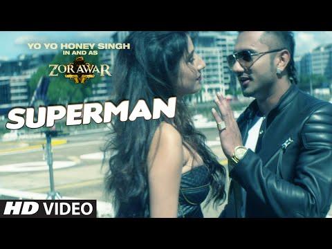 SUPERMAN Video Song | ZORAWAR | Yo Yo Honey Singh | T-Series