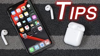 How To Use AirPods 2 - Tips and Tricks