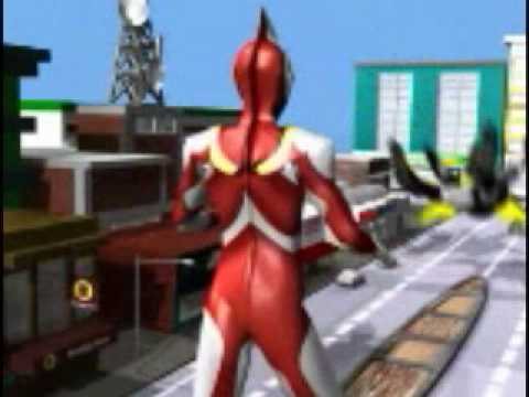 Ultraman Alpha part 2