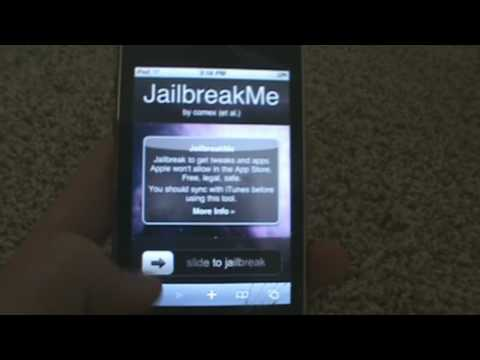 JailbreakMe - Jailbreak ALL Devices On Firmware 3.1.2 - 4.0.1!! **JAILBREAK IPHONE 4**