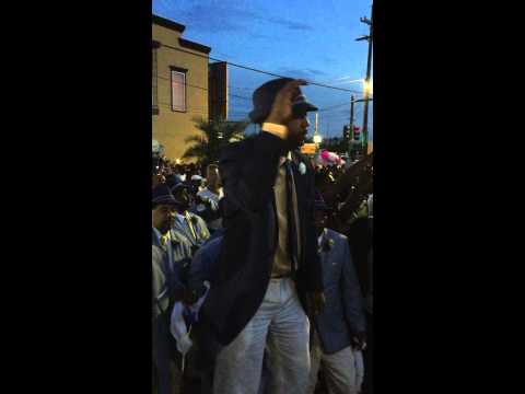 Zulu 2016 Big Shot Keith Thomas.... Mardi Gras... Zulu.... Bandhead.... Directing three New Orleans