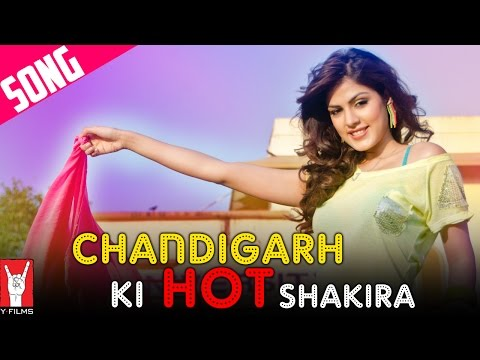 Chandigarh Ki HOT Shakira - The Sounds Of