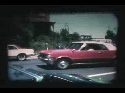 VCU RICHMOND VA circa 1977 filmed by Glenn Hamm- version 2 Part 2 of 2