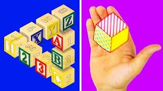 15 AMAZING ILLUSIONS AND BRAIN TEASERS