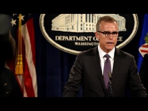 Judge Napolitano on acting FBI director McCabe's ties to Clinton ally