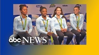 Simone Biles, Final Five on Olympic Pressure