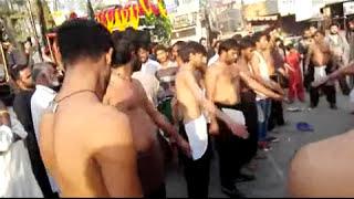 Porsa Sangat Faze Bandagi Shergarh at Minha jul Hussain as Lahore P-1