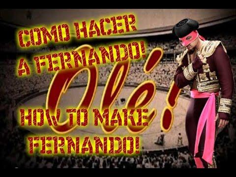WWE 2K15   COMO HACER A LOS MATADORES