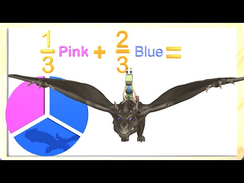 Fractions 4th Grade video