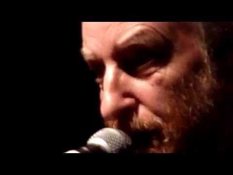 Billy Bragg Talks About Death Of Margaret Thatcher Live Cat's Cradle Carrboro NC April 19 2013