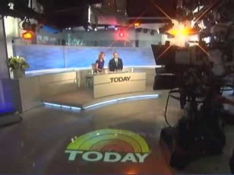 Savannah Guthrie First Day Intro (July 9, 2012)