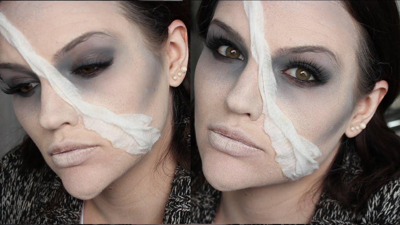 me Mummy Halloween Makeup