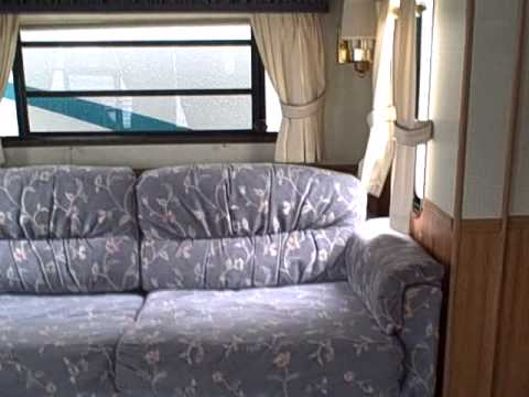 1988 Jayco 32 Jaycrane 5th Wheel Youtube