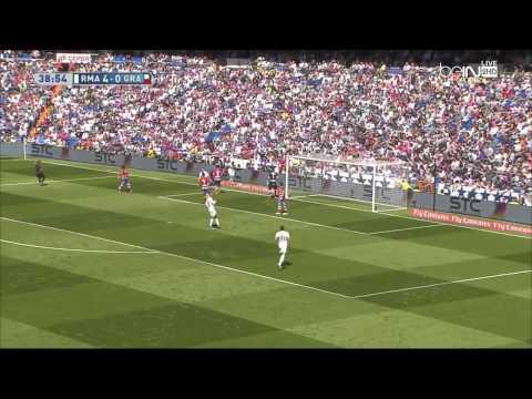 Real Madrid vs Granada FULL MATCH ENGLISH COMMENTARY 720p 05042015 BBVA LA LIGA