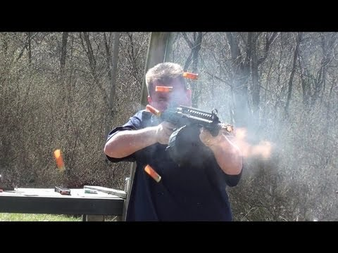 FULL AUTO SAIGA 12 Gauge