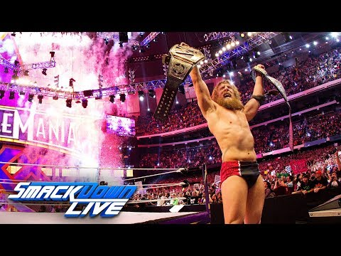 Superstars react to Daniel Bryan being cleared to compete: SmackDown Exclusive, Mar. 20, 2018 thumbnail