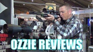 SSAA Shot Show Expo 2014 - Nightforce Optics