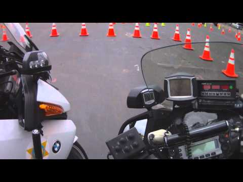 2011 Pasadena Motorcycle Competition - Pairs