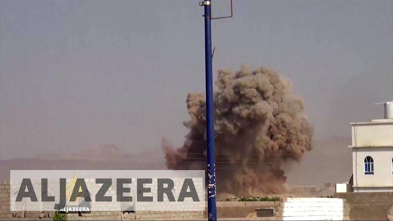 Yemen: Dozens killed by Saudi-led coalition strike