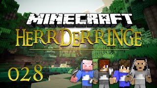 MINECRAFT HERR DER RINGE #028 - Camp Lazlo! - [GameBrosLPT/HD]