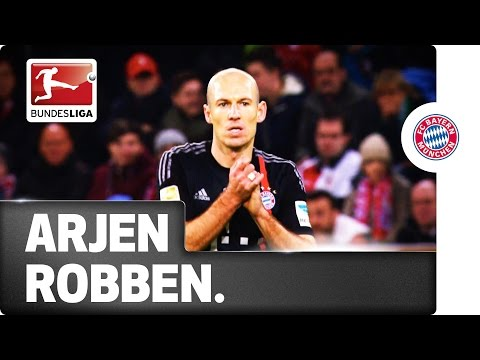Arjen Robben - Player of the Week - Matchday 15
