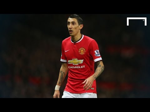 Di Maria just needs time - Van Gaal