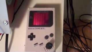 Midiboy (Midi Gameboy DMG with Pitch Mod and Internal Arduinoboy) LSDJ