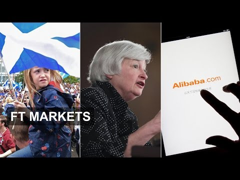 Alibaba, the Fed and Scottish independence