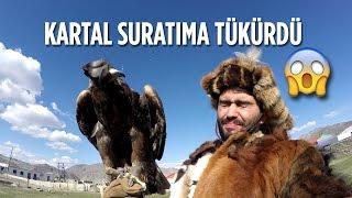 KARTAL SURATIMA TÜKÜRDÜ (Moğolistan)