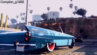 Grand Thedt Auto - Lowrider Peyote by Compton_g1995