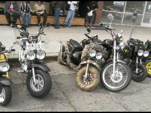 SoCal HellaFlush • Honda Ruckus • HMP©2009 Video