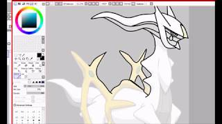 Speed Art Episode 1: Arceus