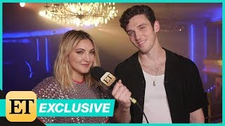 Download Lagu Julia Michaels and Lauv: 'There's No Way' Music Video Behind the Scenes (Exclusive) Gratis STAFABAND