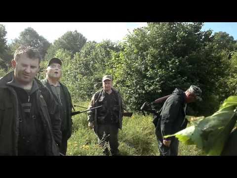 Lov srndaca-ostrelio Muho