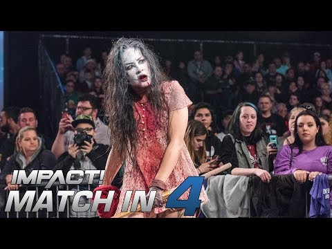Su Yung's In-Ring Debut vs Amber Nova: Match in 4   IMPACT! Highlights Mar. 29 2018