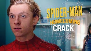 Spider-man Homecoming : CRACK