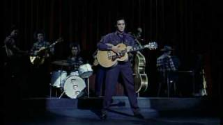 Watch Elvis Presley Lonesome Cowboy video