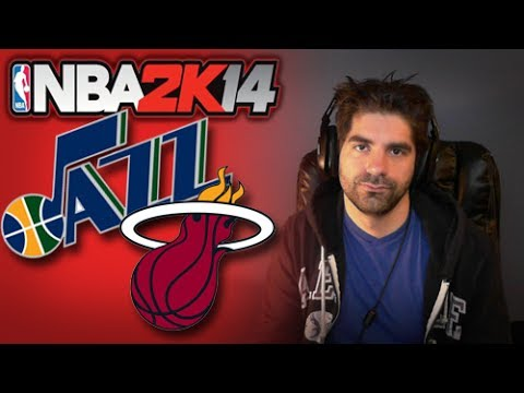 NBA 2K14 [Next Gen] Game 3 :: Heat vs Jazz