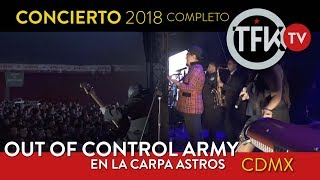Out of Control Army Concierto TFKTV