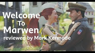 Welcome To Marwen reviewed by Mark Kermode