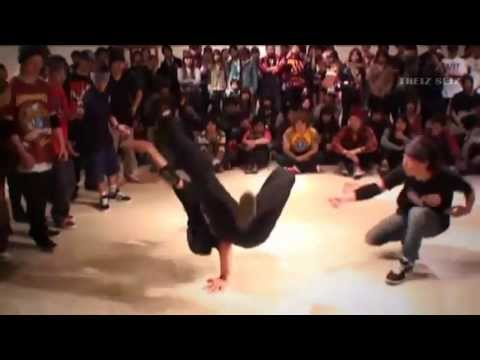 Japan B-boying | Power tricks | Trailer video